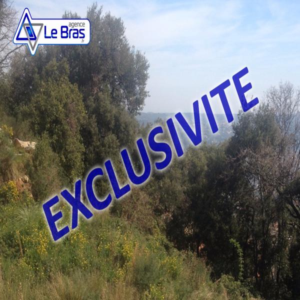 Offres de vente Terrain Grasse 06130