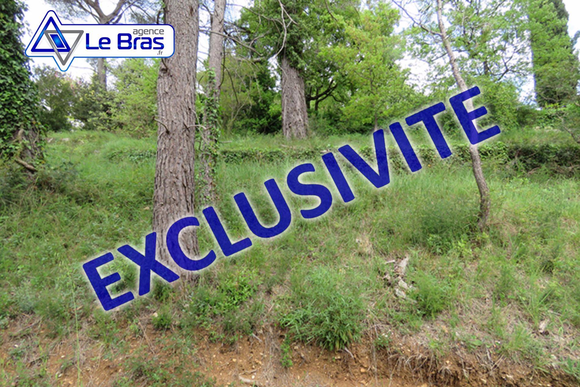 Vente terrain mougins avec l 39 agence le bras for Piscine hors sol zone non constructible
